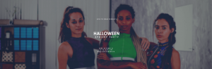 Spooky Costume Party story